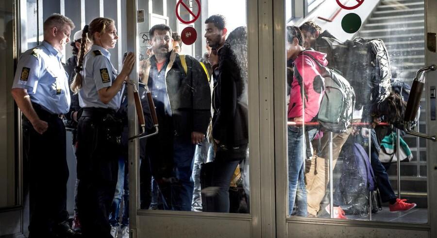 »Den danske stat, statsministeren og udenrigsministeren er nødt til at tænke over reaktionen i Europa.«