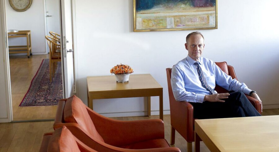 Landbrugskunderne har det fortsat svært, og derfor må Jyske Bank fortsætte med at nedskrive på denne kundegruppe, siger Sven Blomberg, viceordførende direktør i Jyske Bank.