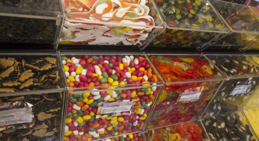 Fusk og svindel eller bare fredagsslik? Det er svært at skelne kriminalitet fra søde sager i den danske slikbranche. Foto: Kim Haugaard