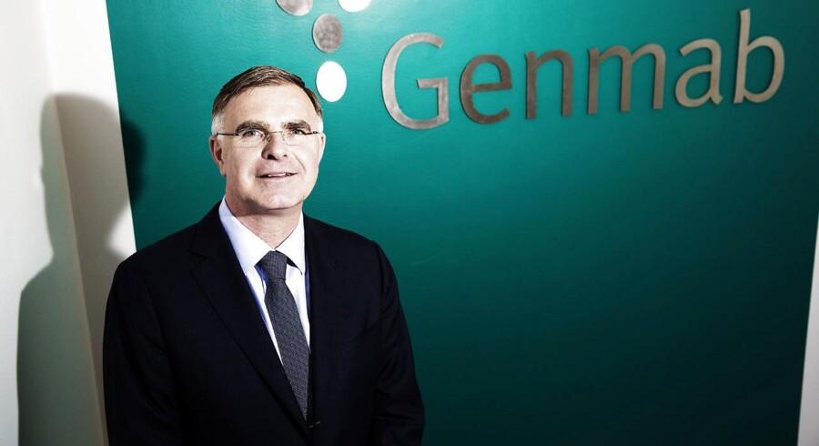 »Vi vil bruge indtægterne på at finde den næste vinder. Hele selskabets strategi er målrettet mod at finde den næste vinder, og hvis vi gør det, derefter at maksimere dets potentiale via en bredt favnende klinisk udvikling,« siger Jan de Winkel. Arkivfoto.