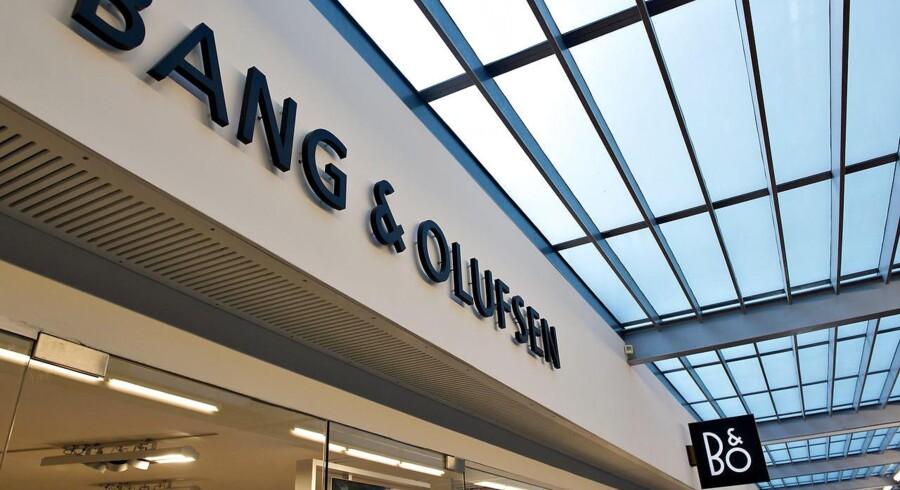 Bang & Olufsens aktionærer skal på den korte bane ikke vente et købstilbud, der er meget højere end de 85 kr., Sparkle Roll Group torsdag betalte for en stor aktiepost i det danske elektronikklenodie.