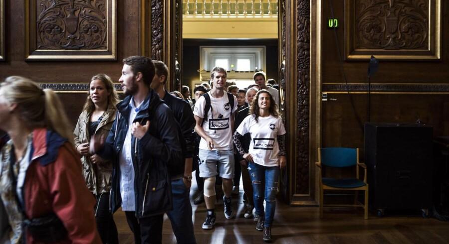 ARKIVFOTO fra Københavns Universitet.