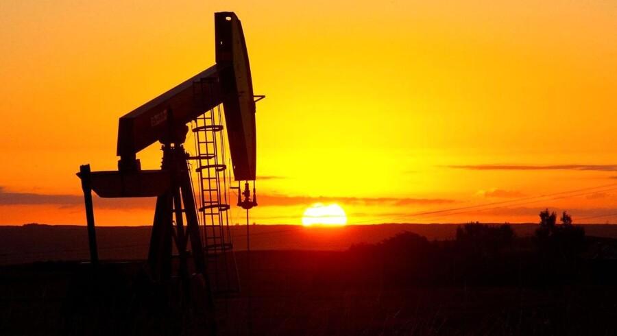 Fracking har været ganske kontroversielt, og bieffekterne af metoden er vidt debaterede. Sikkert er det dog, at metoden har lunet gevaldigt i USAs økonomi. Her er det en brønd i Tioga, North Dakota.