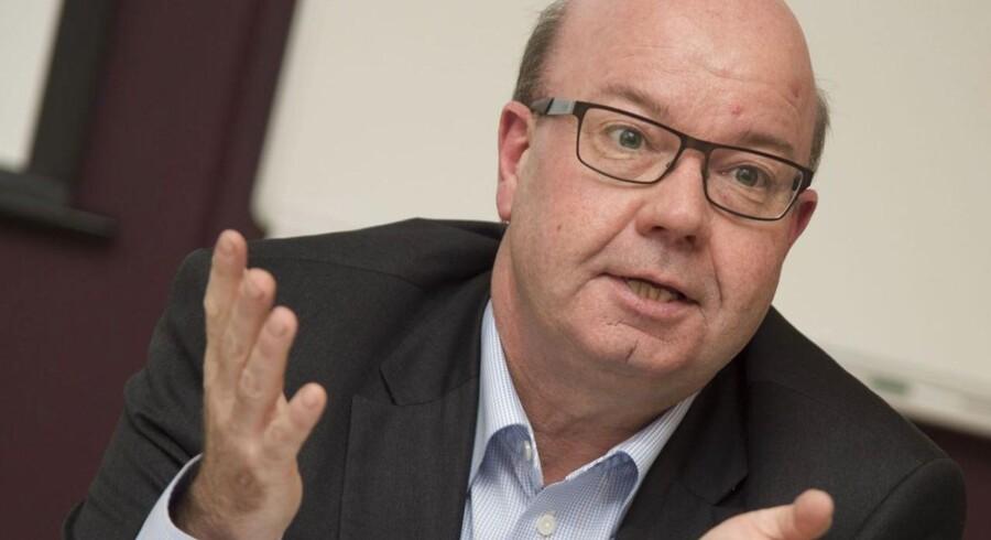 DBU-formand Jesper Møller glæder sig over, at der nu tilsyneladende bliver ryddet op i FIFA.