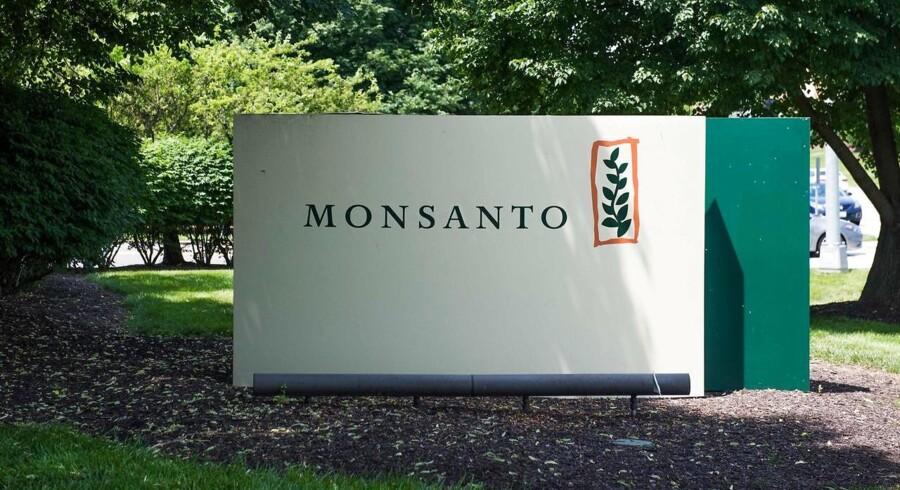 Monsantos hovedkvarter i St. Louis, Missouri.