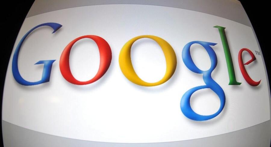 Google forsøger at undgå en milliardbøde for at fremme egne tjenester i sine søgeresultater. Arkivfoto: Karen Bleier, AFP/Scanpix