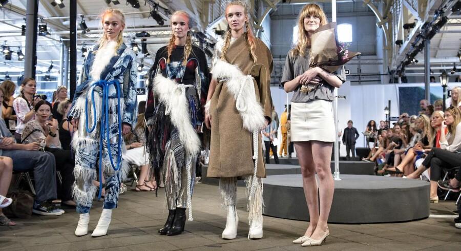 Den danske modebranche vil indtage USA. Her ses Designers Nest under modeugen i København i 2014.