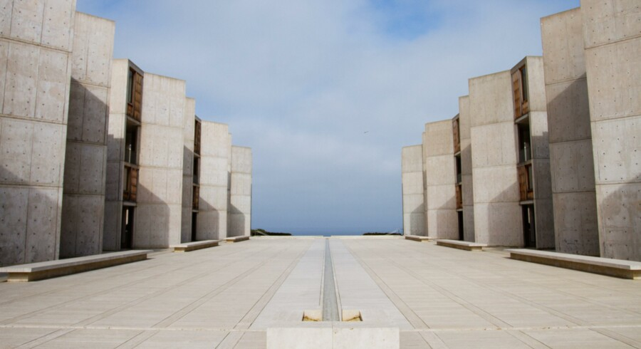 The Salk Institute i San Diego.Foto: PR