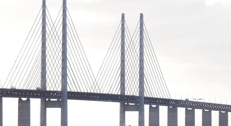 Togforbindelsen over Øresund er den dyreste i Europa. Det koster 1, 77 pr. kilometer.