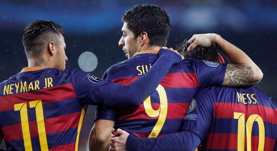 De spanske mestre vandt samlet med 5-1.