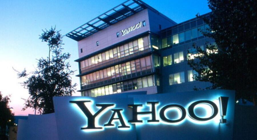 Yahoos tredje topchef på to år har tilsyneladende fået vendt skuden. Foto: EPA/Scanpix