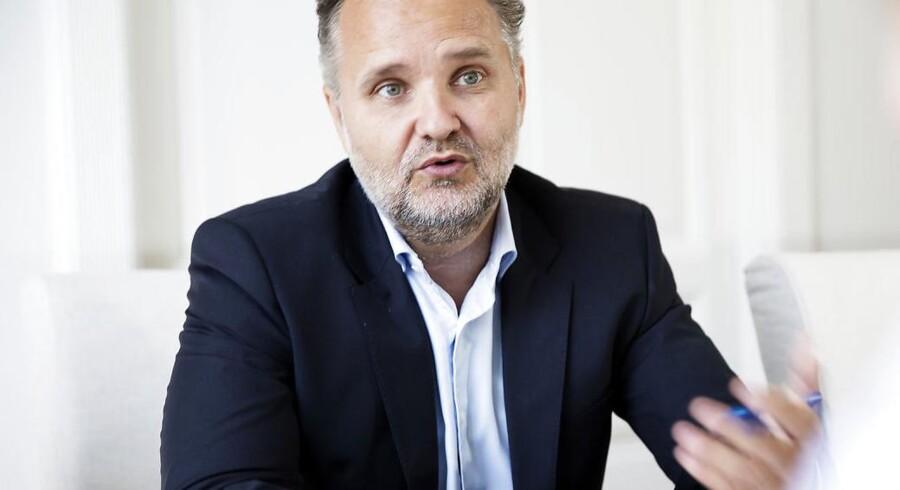 Torben Jensen, Hellerup Finans