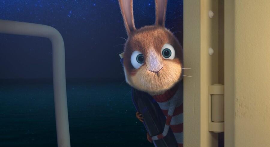 Kaninen Johan har mistet sin mor og vil gerne have hende tilbage. Det kræver »Rejsen til Fjerkongens Rige«.
