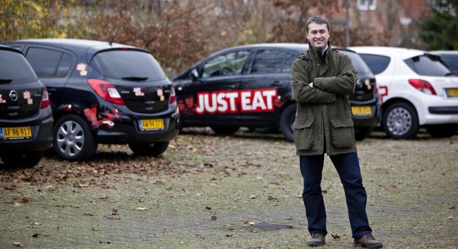 Klaus Nyengaard er tidligere i fast food-kæden Just Eat,