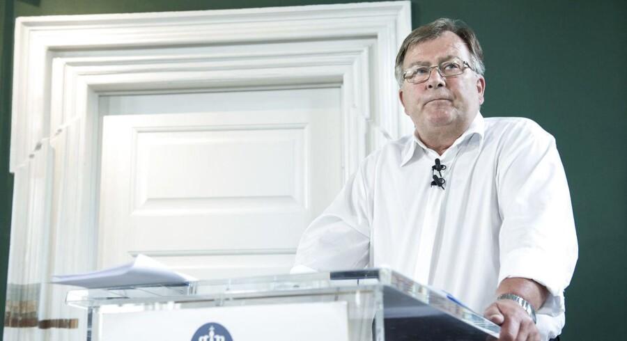 Finansminister Claus Hjort Frederiksen fremlægger Økonomisk Redegørelse og regeringens kasseeftersyn.