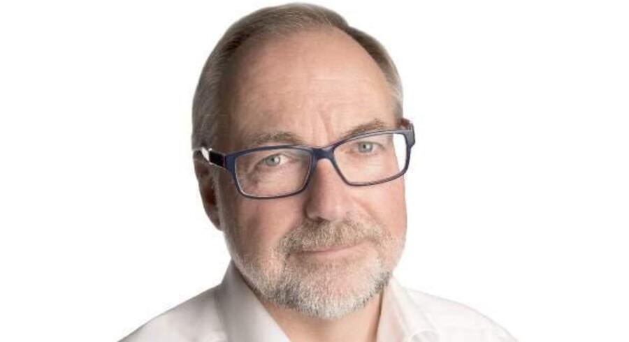 John Wagner, Adm. direktør