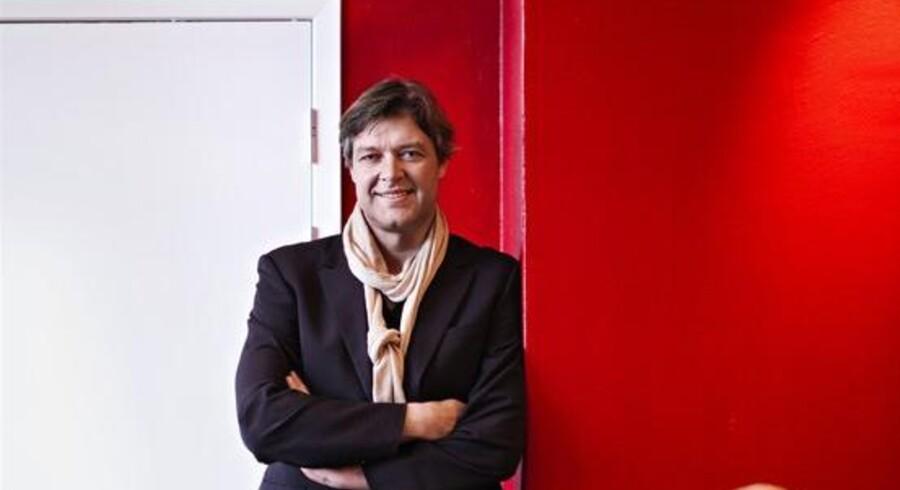 Danske Lars Boilesen har som topchef for det norske softwareselskab Opera med internetprogrammet af samme navn til mobiltelefoner, PCer og TV-apparater fået selskabets værdi bragt i vejret. Foto: Opera