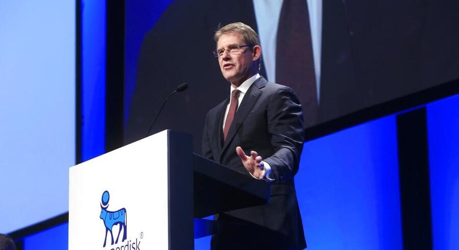 Novo-ledelsen med Lars Rebien Sørensen har ikke været skarpe nok til at forudse udviklingen i USA, vurderer investeringsbank i nyt notat.