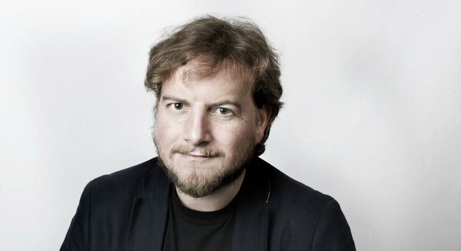 Mikkel Andersson.