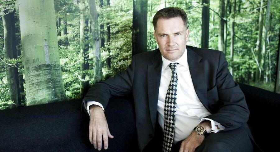 Den fynske milliardær Niels Thorborg