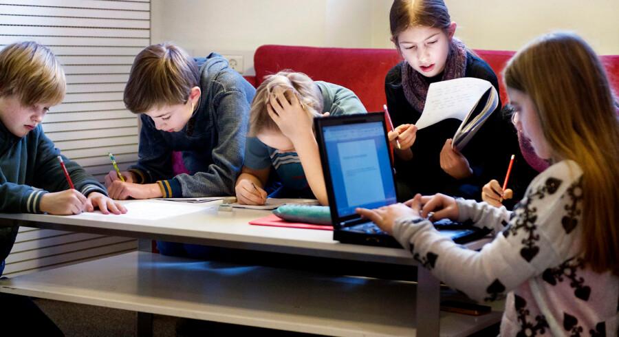 Lektiehjælp på Christianshavn Skole