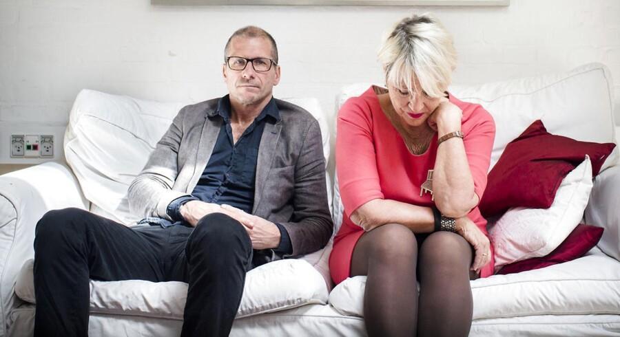 Mindre end et halvt år hold direktørkonstruktionen på Betty Nansen Teatret. Stefan Larsson forlader teatret, mens Vibeke Windeløv fortsætter alene.