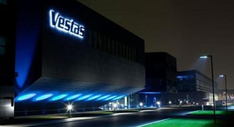 Vestas var blandt de selskaber, der uddelte fyringssedler i hundredvis i november. Free/Vestas