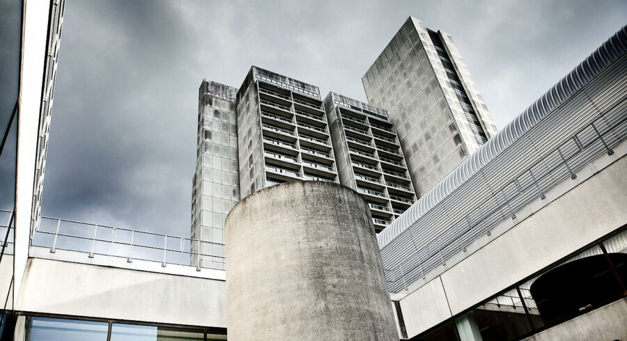 Herlev Hospital. (Foto: Christian Als/Scanpix 2011)