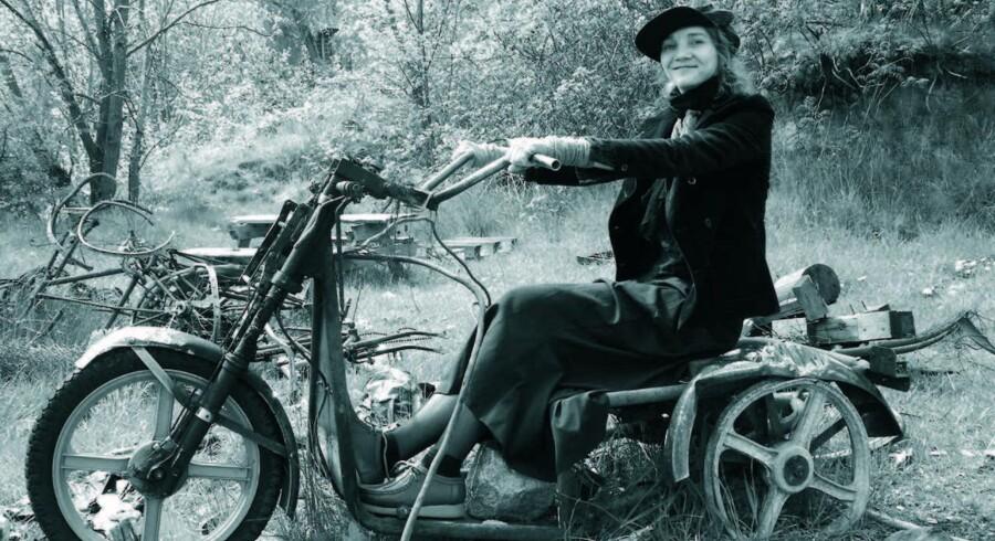 Ursula Andkjær Olsen når ikke helt op på samme litterære højder som tidligere.