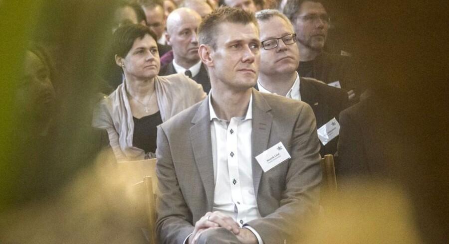 Aarhus-rigmanden Henrik Lind er blandt de investorer, der garanterer for Østjydsk Banks kapitaludvidelse