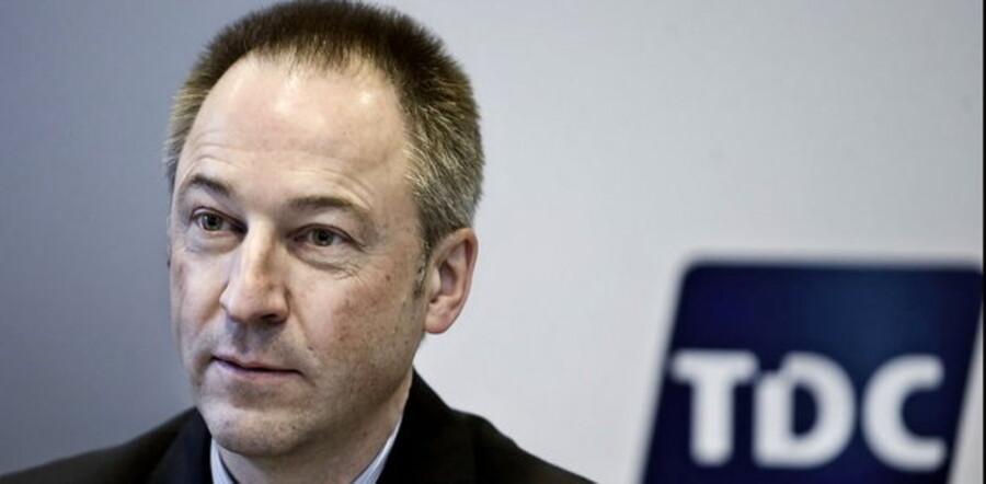 TDCs koncernchef, Jens Alder, køber op i sit andet hjemland, Schweiz. Foto: Scanpix