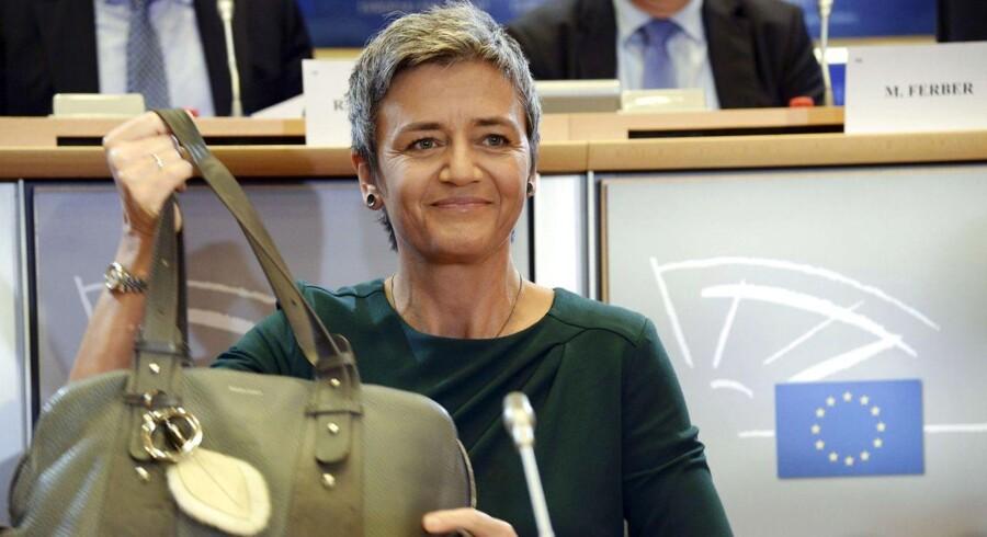 Mens Margrethe Vestager klarede sin høring fint, har andre mulige kommissærer haft mindre held med sig. Foto: Thierry Charlier/AFP