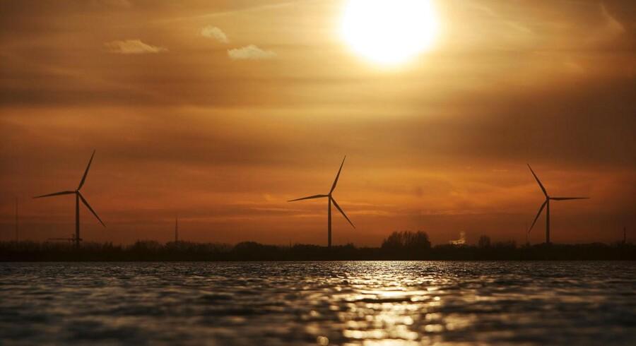 EU-landene står for at lande en ny klimaplan, når de mødes på torsdag. Arkivfoto: Scanpix