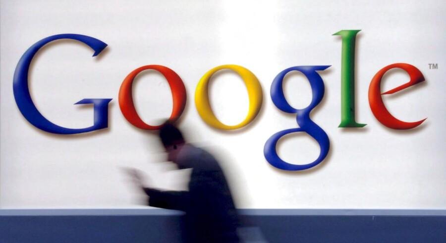 Google afviser EUs anklager og mener kommissionen har misforstået både jura og økonomien i sagen. Arkivfoto.