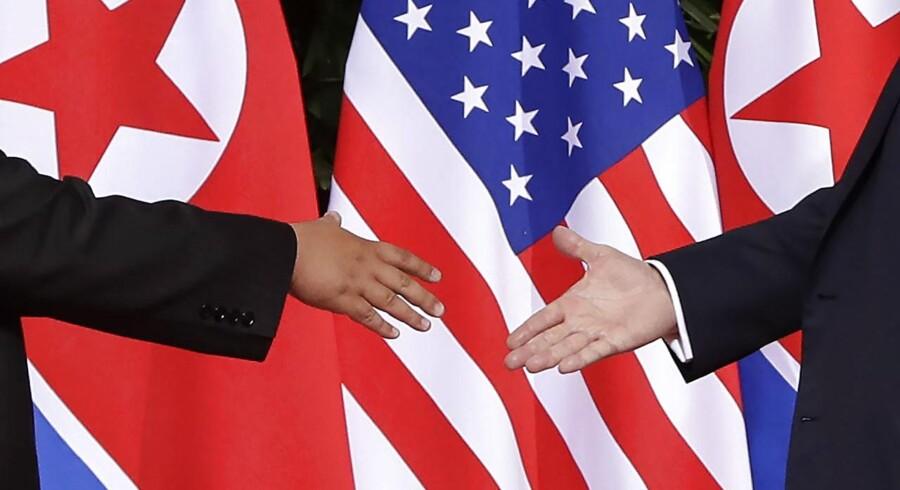 USA synes at fokusere mere på at få fred fra Nordkorea end at sikre sine allierede det samme, vurderer major.