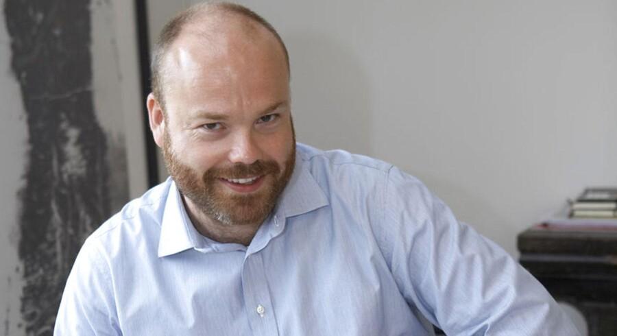 Anders Holch Povlsen, Bestseller. Arkivfoto.