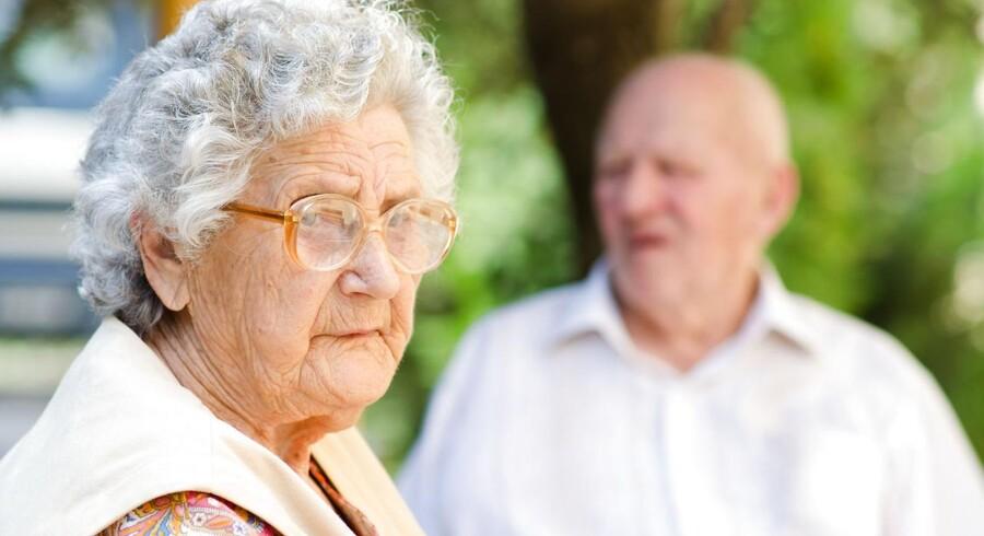 Uden testamente vil arven gå til forældre eller søskende.