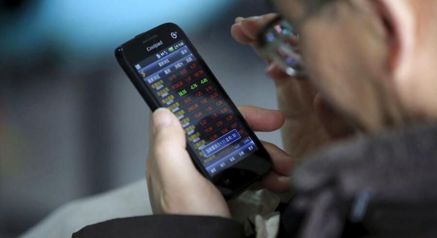 Kina: Direkte udenlandske investeringer op 1,8 pct. i februar. Arkivfoto.