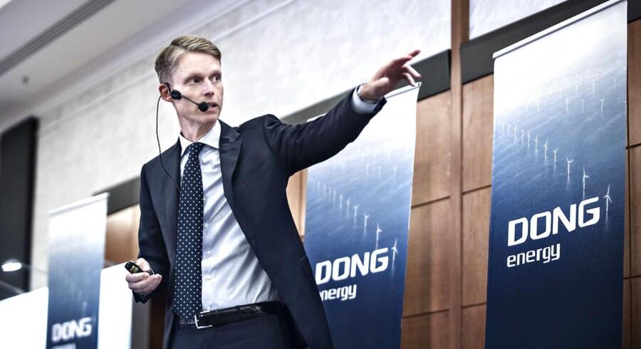 Henrik Poulsen, adm. direktør i DONG Energy, glæder sig over, at Rigsrevisionen nu skal belyse kapitaludvidelsen i DONG Energy og den rolle, han selv spillede.