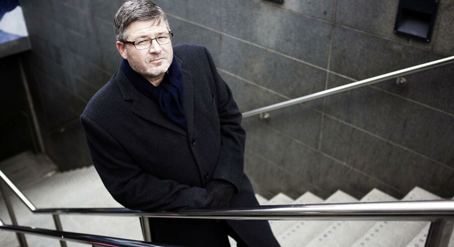 Søren Kaare-Andersen havde sit hyr med at få overbevist medarbejderne i Roskilde Bank om, at de var nødt til at lægge kursen om, da han overtog direktørposten fra Niels Valentin Hansen i juli 2007.
