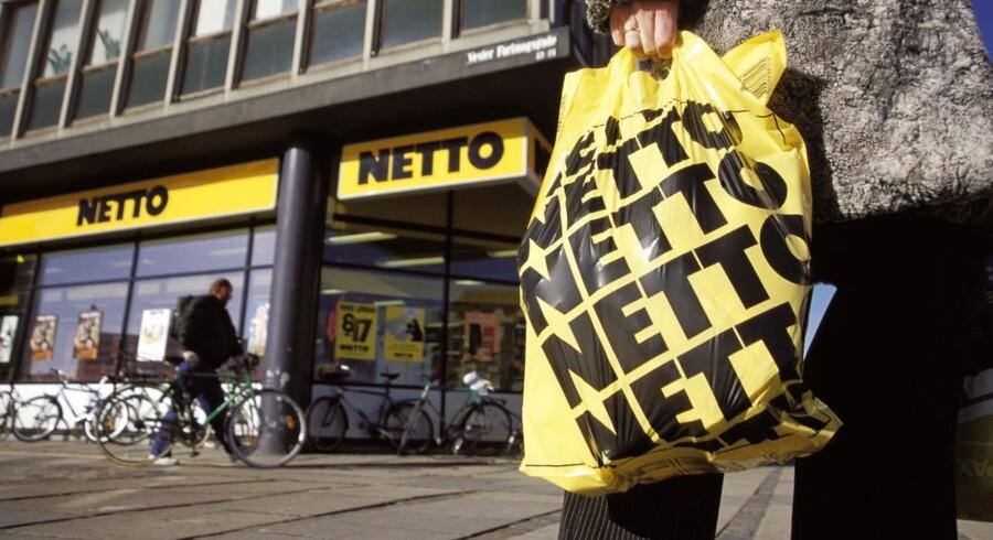 Forbrugerne kan fremover købe dagligvarer på nettet, som matcher de billige varer i blandt andet Netto.