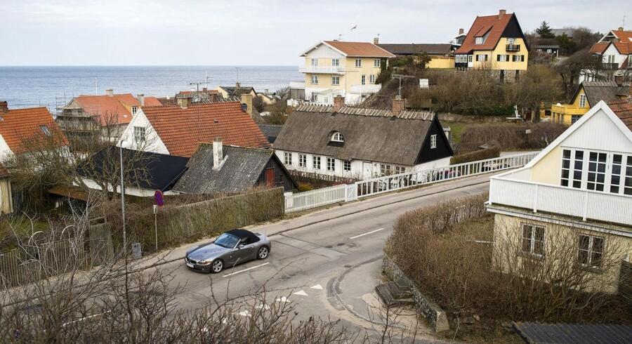 Det er efterhånden sagt en milliard gange; København klarer sig rigtig godt på boligmarkedet, mens provinserne rundt om i landet hænger i bremsen.