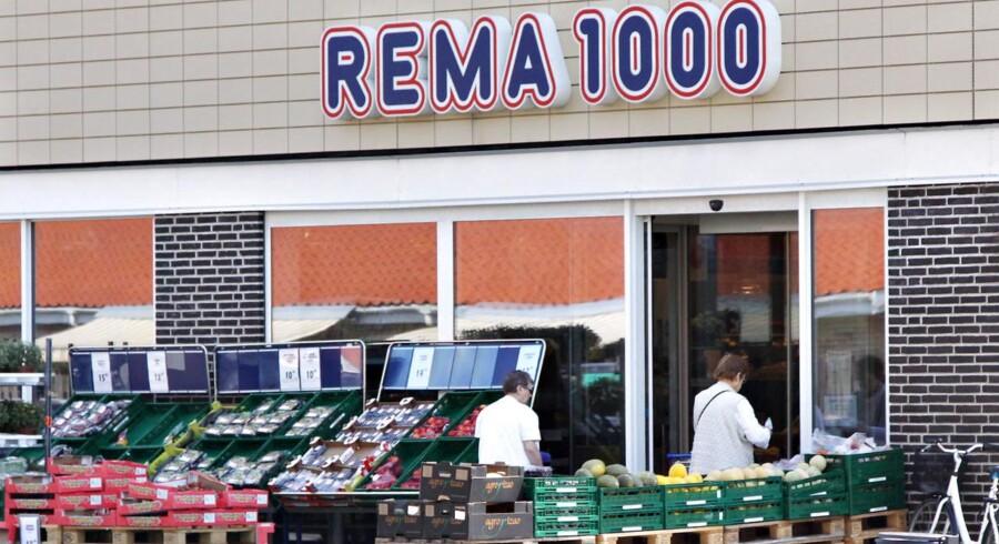 Der er flere Rema 1000-butikker i vente.