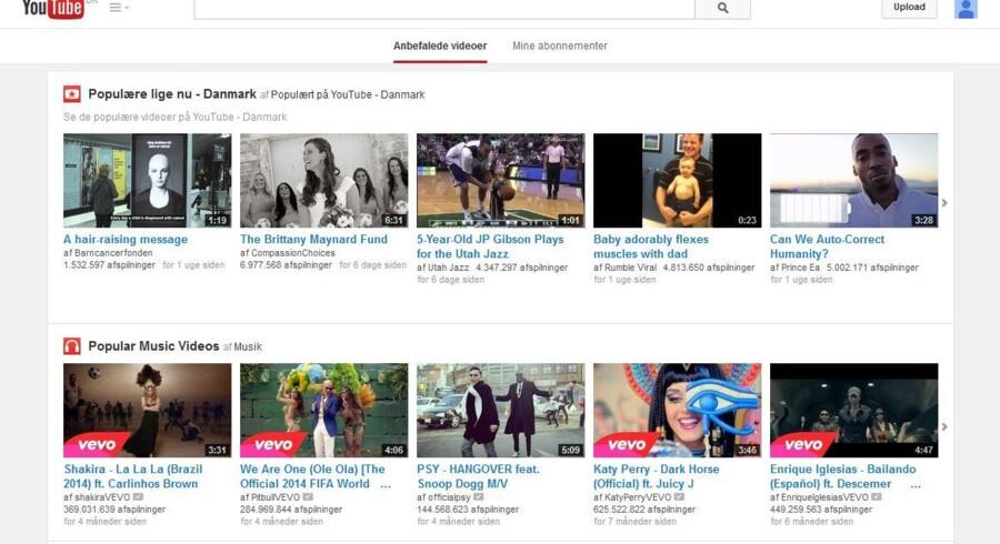YouTube er en af nettets mest populære samlingssteder og derfor også genstand for en del piratkopiering, som ejermanden Google dog kommer til livs på en måde, hvor rettighedshaverne tjener gode penge på det.