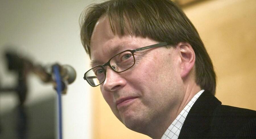Horace Engdahl er aktuel med bogen »Den sidste gris«. Den 67 år gamle forfatter har siden 1997 været medlem af den fornemme forsamling, der udgør Det Svenske Akademi.