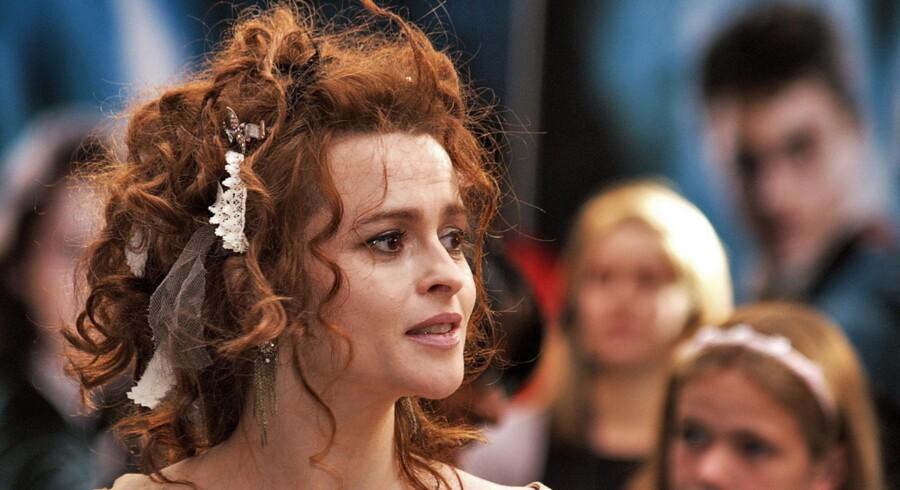Helena Bonham Carter fylder 50 år 26. maj. Foto: AFP/Max Nash