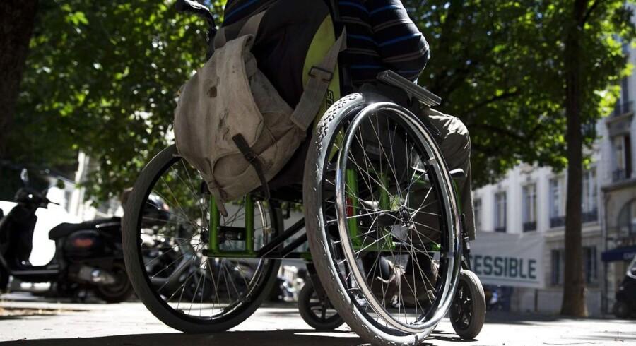 Kommunerne svigter i sager om handicappede.