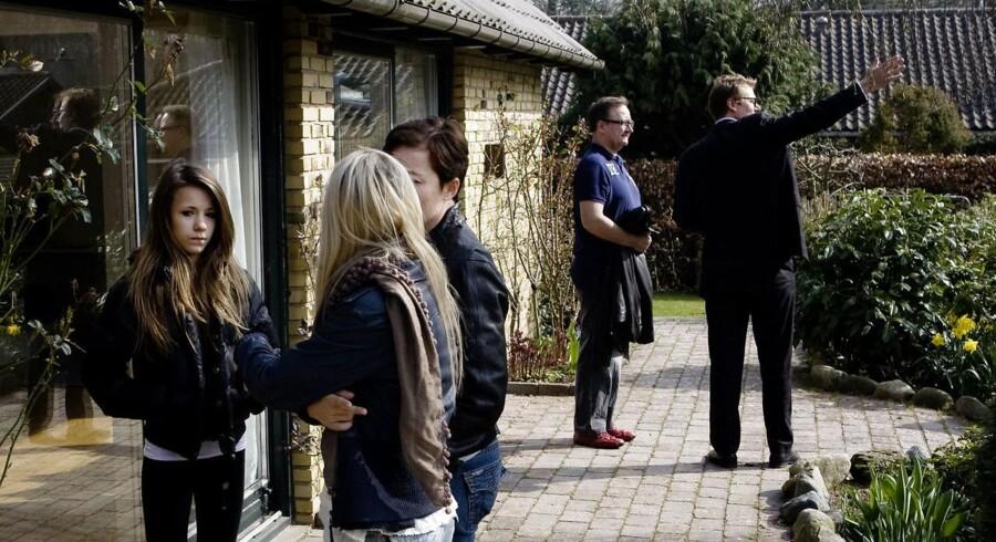 Det er på høje tid, at danske politikere adresserer risikoen for en ny boligboble, advarer Den Internationale Valutafond (IMF).
