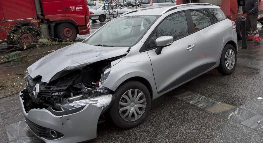 Færre bilskader kommer kunderne i GF-Forsikring tilgode