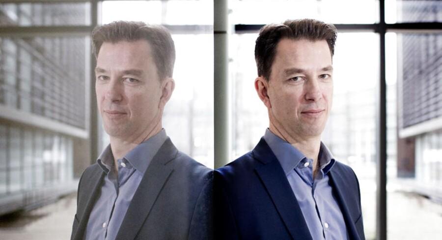 Eric Pedersen, direktør i Nordea Invest.